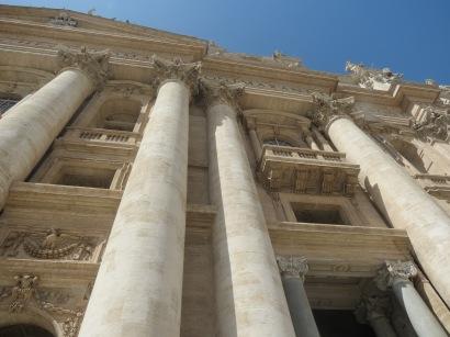 basilica pillars