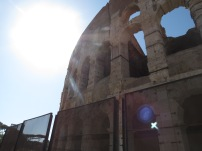 colesseum outside